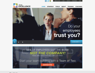 teamexcellence.com screenshot