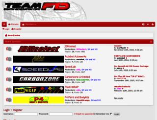 teamfd.com.ph screenshot