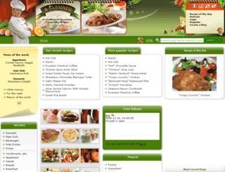 teamfr.com screenshot