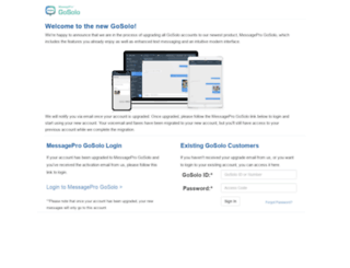 teamgosolo.com screenshot