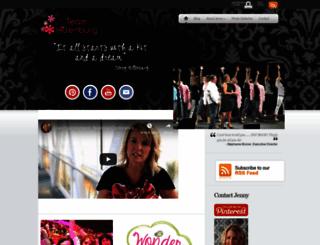 teamhillenburg.com screenshot