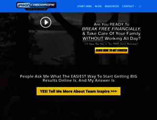 teaminspire.com screenshot