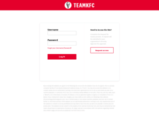teamkfc.yum.com screenshot