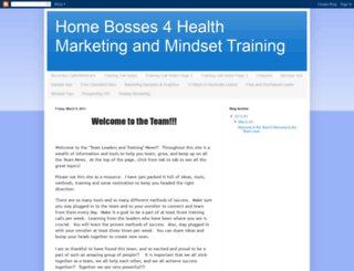 teamleadersandtraining.blogspot.com screenshot