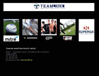 teamlink.sg screenshot