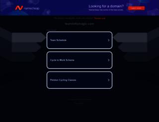 teamlottomagic.com screenshot