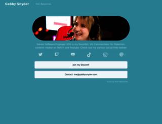 teammagma.net screenshot