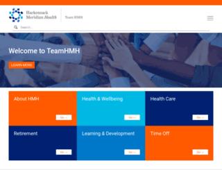 teammeridian.com screenshot