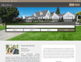 teammoorhead.com screenshot