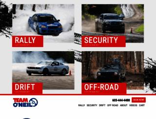 teamoneil.com screenshot