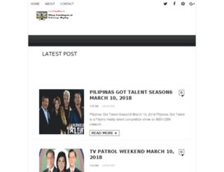 teampilipinas.org screenshot