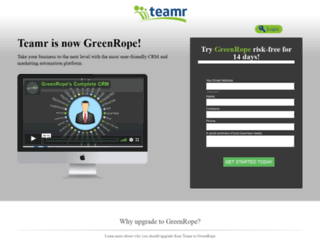 teamr.com screenshot