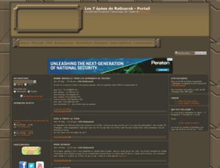 teamragnarok.foroactivo.net screenshot