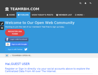 teamrbh.com screenshot