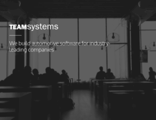 teamsystems.ca screenshot