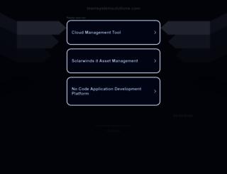 teamsystemsolutions.com screenshot