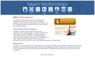 teamtechnology.co.uk screenshot