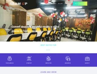 teamupcowork.com screenshot