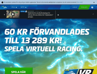 teamv75.se screenshot