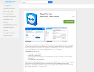 teamviewer.joydownload.com screenshot