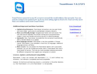 teamviewer7.net screenshot