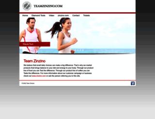 teamzinzino.com screenshot