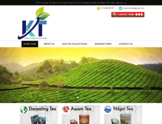 teashopdarjeeling.com screenshot