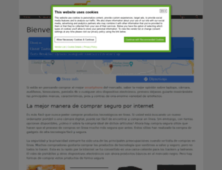 teayudoacomprar.com screenshot