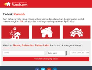 tebakrumah.com screenshot