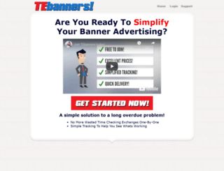 tebanners.com screenshot