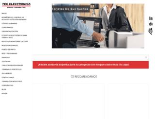 tec-mex.com.mx screenshot