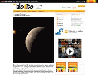tec.blodico.com screenshot
