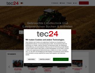 tec24.de screenshot