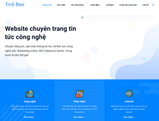 tech-buzz.net screenshot