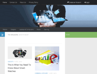 tech-craves.com screenshot