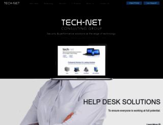 tech-net.com screenshot
