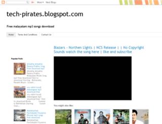 tech-pirates.blogspot.in screenshot