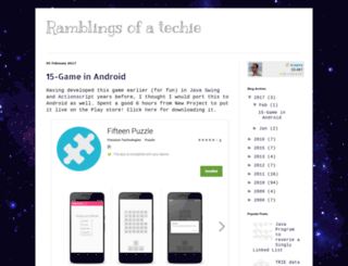 tech.bragboy.com screenshot