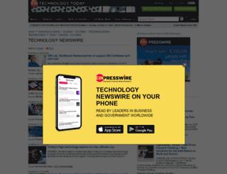 tech.einnews.com screenshot