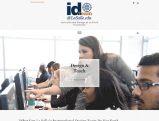 tech.lasalle.edu screenshot