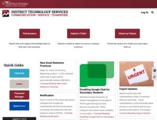 tech.svvsd.org screenshot