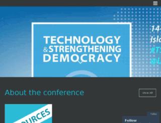 tech.undp.org.pk screenshot