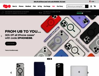 tech21.com screenshot