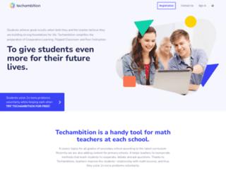 techambition.com screenshot