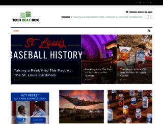 techbeatbox.com screenshot