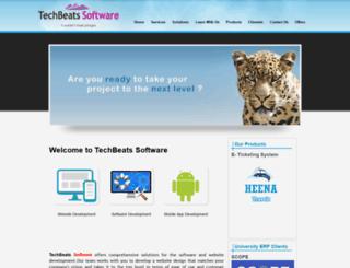 techbeatssoftware.com screenshot