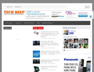 techbeep.in screenshot