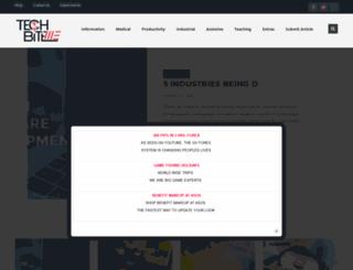 techbiteme.com screenshot