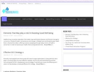 techblogger24.com screenshot