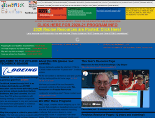techbricks.com screenshot